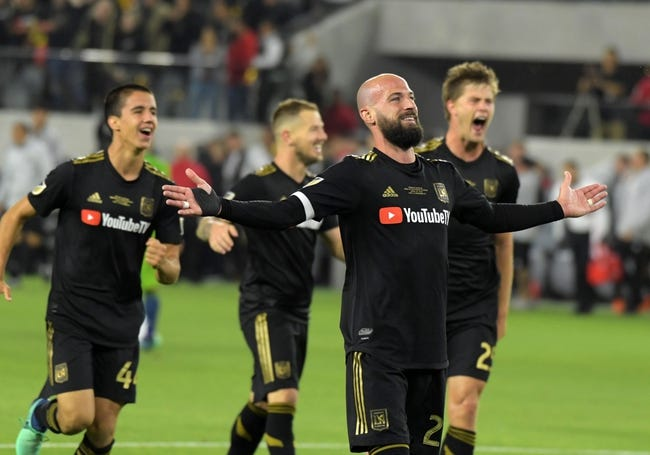 Minnesota United vs. Los Angeles FC - 7/22/18 MLS Soccer Pick, Odds, and Prediction
