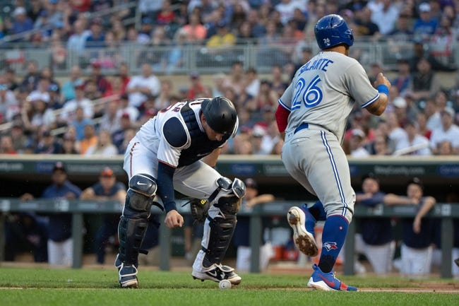 Minnesota Twins vs. Toronto Blue Jays - 5/1/18 MLB Pick, Odds, and Prediction
