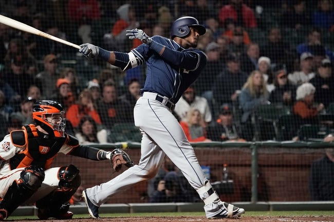 San Francisco Giants vs. San Diego Padres - 5/1/18 MLB Pick, Odds, and Prediction