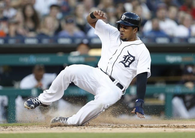 MLB | Tampa Bay Rays (13-14) at Detroit Tigers (11-16)