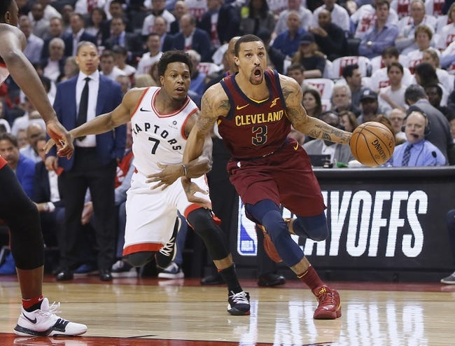 Toronto Raptors vs. Cleveland Cavaliers - 5/3/18 NBA Pick, Odds, and Prediction