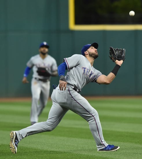 Cleveland Indians vs. Texas Rangers - 5/2/18 MLB Pick, Odds, and Prediction