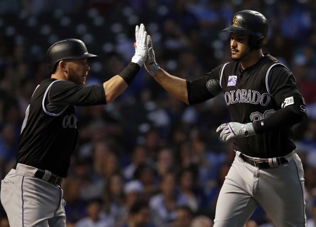 Chicago Cubs vs. Colorado Rockies - 5/2/18 MLB Pick, Odds, and Prediction