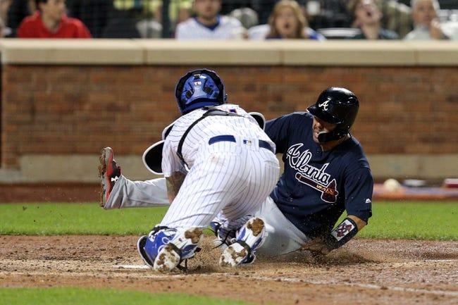 New York Mets vs. Atlanta Braves - 5/2/18 MLB Pick, Odds, and Prediction