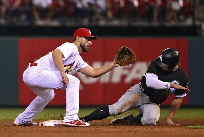 MLB | Chicago White Sox (8-18) at St. Louis Cardinals (15-12)