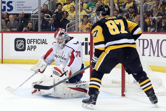 NHL | Washington Capitals (55-27-9) at Pittsburgh Penguins (52-33-6)