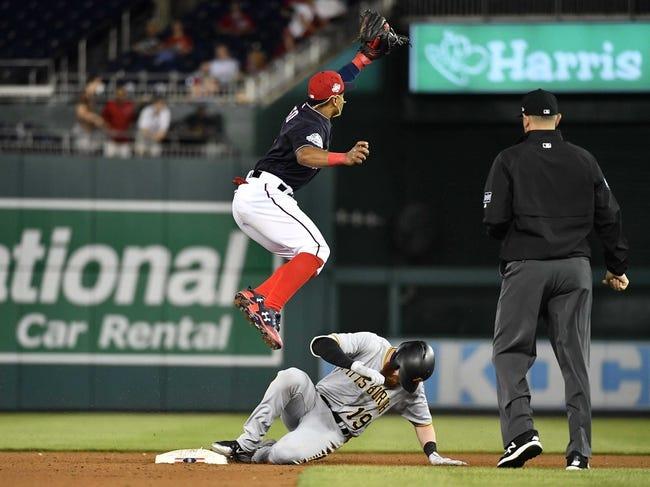 Washington Nationals vs. Pittsburgh Pirates - 5/2/18 MLB Pick, Odds, and Prediction