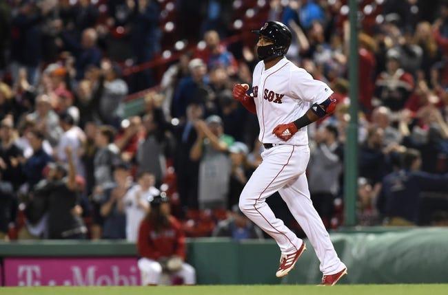 Boston Red Sox vs. Kansas City Royals - 5/2/18 MLB Pick, Odds, and Prediction