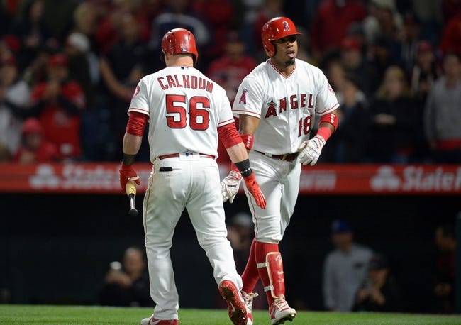 Los Angeles Angels vs. Baltimore Orioles - 5/2/18 MLB Pick, Odds, and Prediction