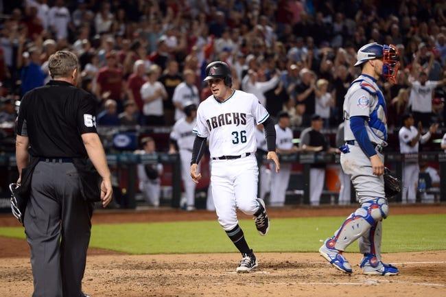 Arizona Diamondbacks vs. Los Angeles Dodgers - 5/2/18 MLB Pick, Odds, and Prediction