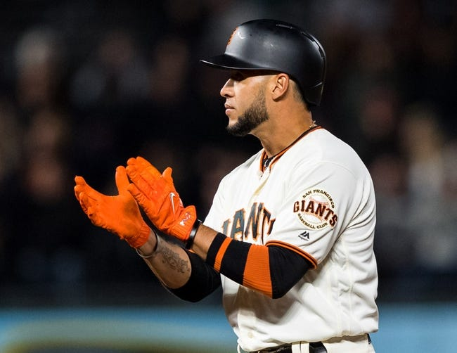 San Francisco Giants vs. San Diego Padres - 5/2/18 MLB Pick, Odds, and Prediction
