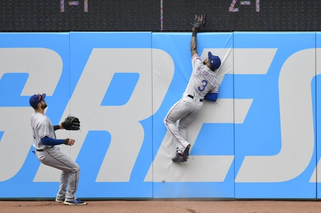 Texas Rangers vs. Cleveland Indians - 7/20/18 MLB Pick, Odds, and Prediction