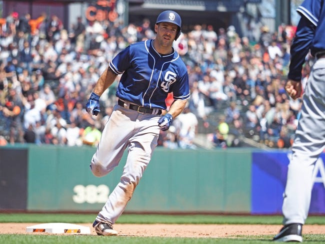 San Francisco Giants vs. San Diego Padres - 6/21/18 MLB Pick, Odds, and Prediction