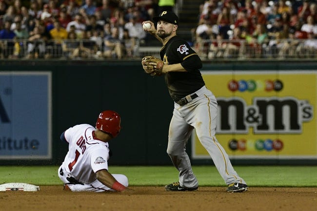 MLB | Pittsburgh Pirates (17-13) at Washington Nationals (14-16)