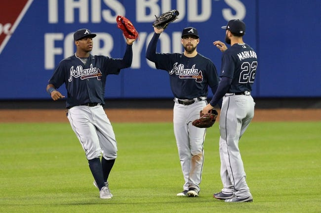 New York Mets vs. Atlanta Braves - 5/3/18 MLB Pick, Odds, and Prediction