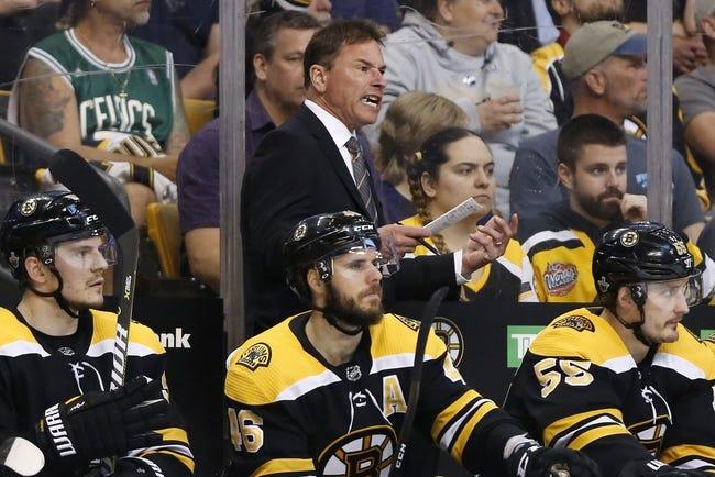NHL   Tampa Bay Lightning (60-25-5) at Boston Bruins (55-25-12)