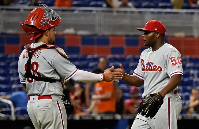 Miami Marlins vs. Philadelphia Phillies - 7/13/18 MLB Pick, Odds, and Prediction