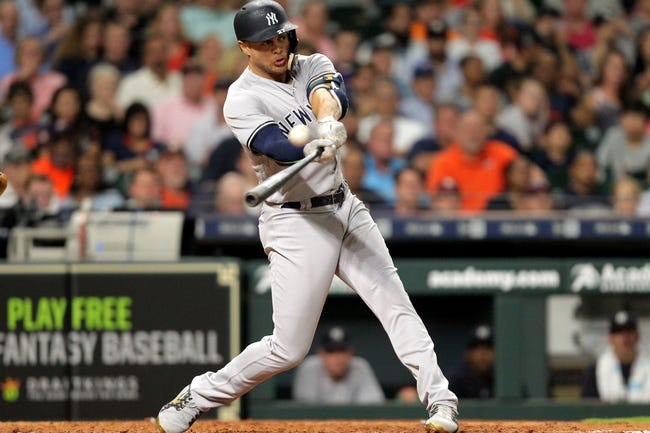 MLB | New York Yankees (20-10) at Houston Astros (20-12)