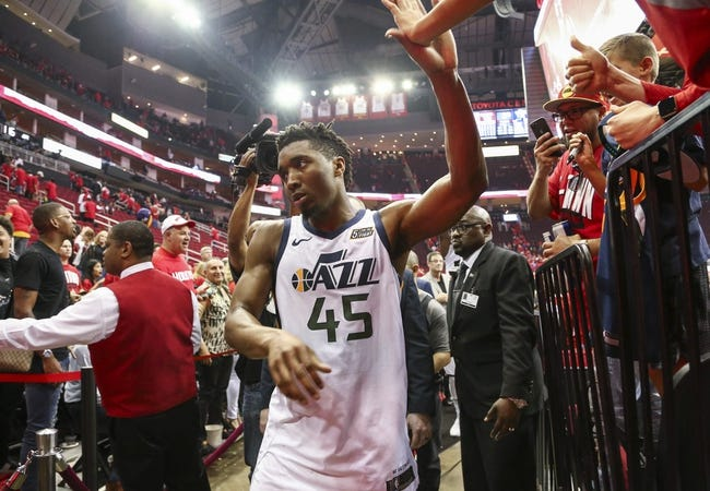 NBA | Houston Rockets (70-18) at Utah Jazz (52-37)
