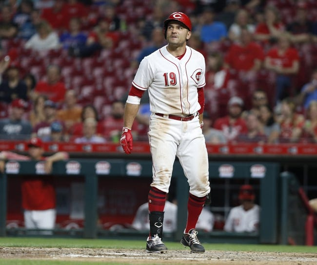 Cincinnati Reds vs. Milwaukee Brewers - 6/28/18 MLB Pick, Odds, and Prediction