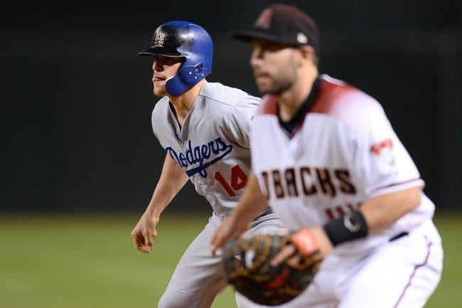 Arizona Diamondbacks vs. Los Angeles Dodgers - 5/3/18 MLB Pick, Odds, and Prediction
