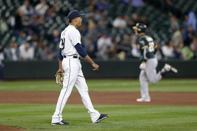 MLB | Oakland Athletics (15-15) at Seattle Mariners (17-12)