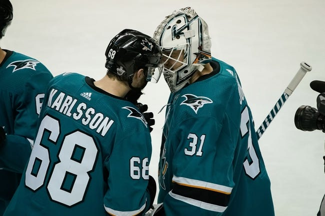 Vegas Golden Knights vs. San Jose Sharks - 5/4/18 NHL Pick, Odds, and Prediction