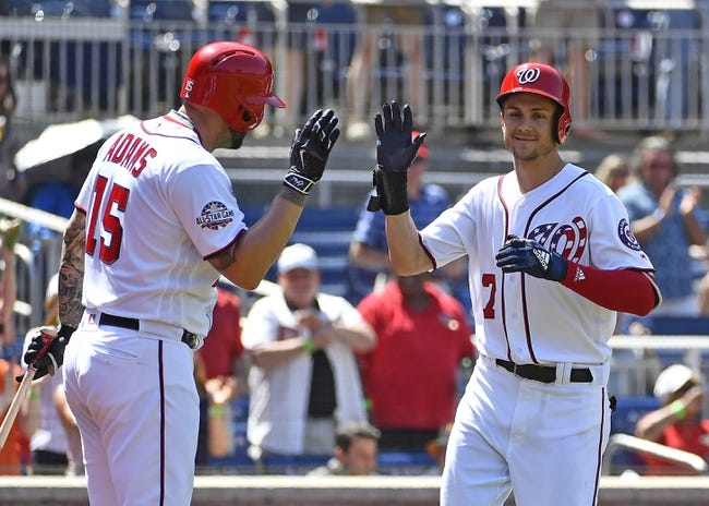 MLB | Washington Nationals (45-43) at Pittsburgh Pirates (40-48)