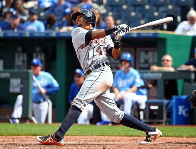 Kansas City Royals vs. Detroit Tigers - 5/4/18 MLB Pick, Odds, and Prediction