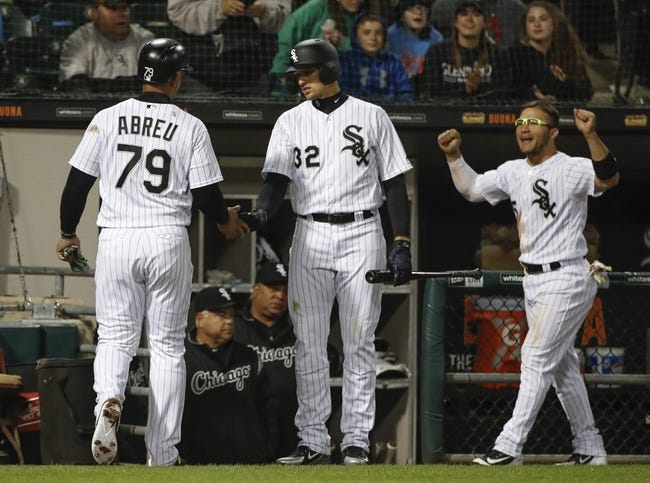 Chicago White Sox vs. Minnesota Twins - 5/4/18 MLB Pick, Odds, and Prediction