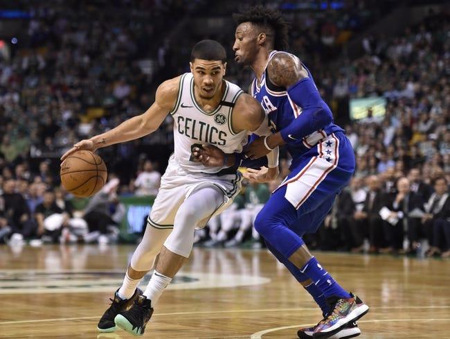 Boston Celtics at Philadelphia 76ers - 5/5/18 Game 3 NBA Pick, Odds, and Prediction