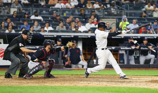 New York Yankees vs. Cleveland Indians - 5/5/18 MLB Pick, Odds, and Prediction