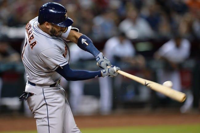 Arizona Diamondbacks vs. Houston Astros - 5/5/18 MLB Pick, Odds, and Prediction
