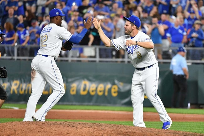 Kansas City Royals vs. Detroit Tigers - 5/5/18 MLB Pick, Odds, and Prediction
