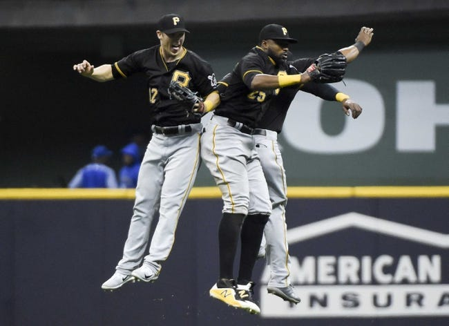 Milwaukee Brewers vs. Pittsburgh Pirates - 5/5/18 MLB Pick, Odds, and Prediction