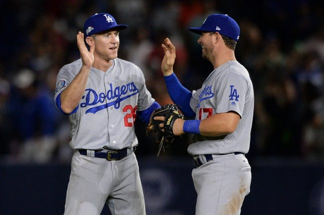 MLB | Los Angeles Dodgers (14-17) at San Diego Padres (11-21)