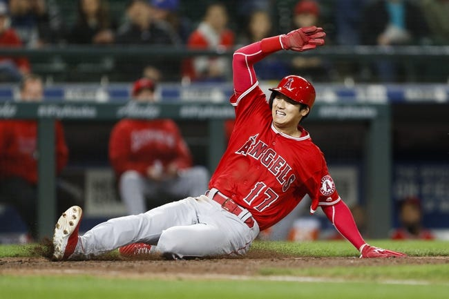 Seattle Mariners vs. Los Angeles Angels - 5/5/18 MLB Pick, Odds, and Prediction