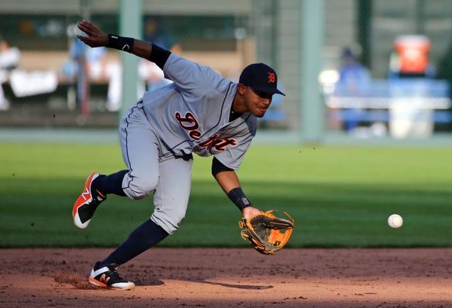Kansas City Royals vs. Detroit Tigers - 5/6/18 MLB Pick, Odds, and Prediction