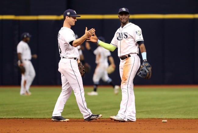 Tampa Bay Rays vs. Toronto Blue Jays - 5/6/18 MLB Pick, Odds, and Prediction