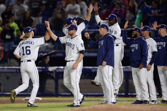 San Diego Padres vs. Los Angeles Dodgers - 5/6/18 MLB Pick, Odds, and Prediction