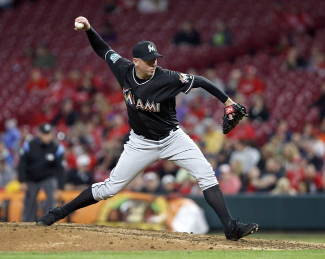Cincinnati Reds vs. Miami Marlins - 5/6/18 MLB Pick, Odds, and Prediction