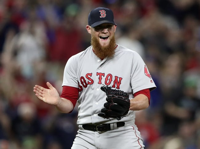 Texas Rangers vs. Boston Red Sox - 5/6/18 MLB Pick, Odds, and Prediction