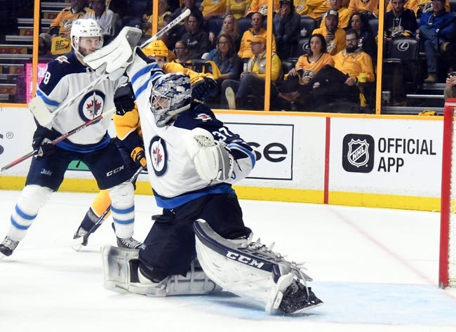 NHL | Nashville Predators (59-23-11) at Winnipeg Jets (59-22-11)