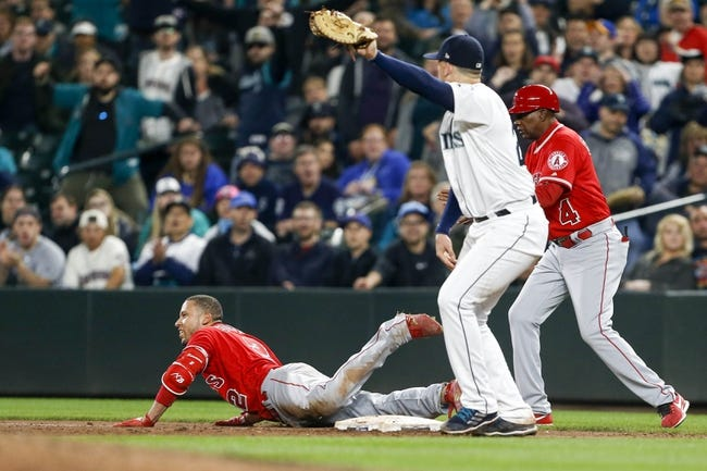 Seattle Mariners vs. Los Angeles Angels - 5/6/18 MLB Pick, Odds, and Prediction