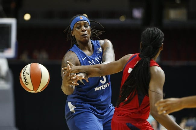 Washington Mystics vs. Connecticut Sun - 6/26/18 WNBA Pick, Odds, and Prediction