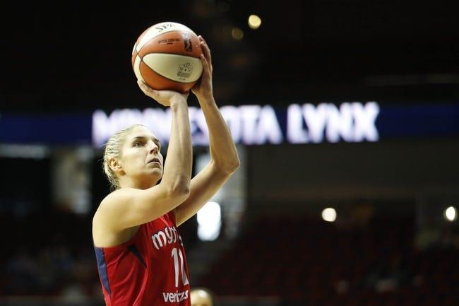 WNBA   Atlanta Dream (24-12) vs. Washington Mystics (24-13)