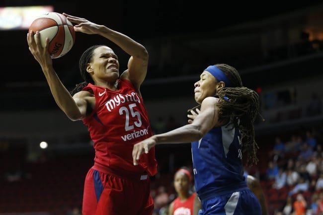 Indiana Fever vs. Washington Mystics - 5/20/18 WNBA Pick, Odds, and Prediction
