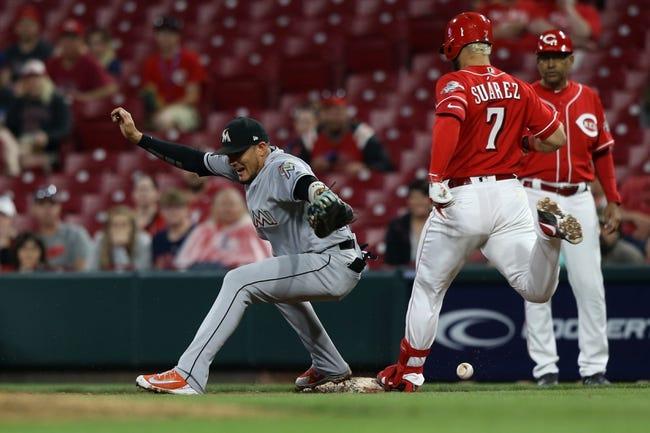 Miami Marlins vs. Cincinnati Reds - 9/20/18 MLB Pick, Odds, and Prediction