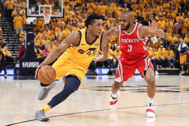 Houston Rockets vs. Utah Jazz - 5/8/18 NBA Pick, Odds, and Prediction