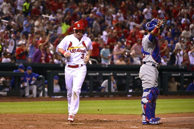 St. Louis Cardinals vs. Chicago Cubs - 6/16/18 MLB Pick, Odds, and Prediction